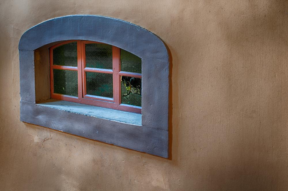 Blumen-Fenster