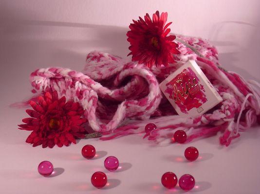 Blumen & Schal