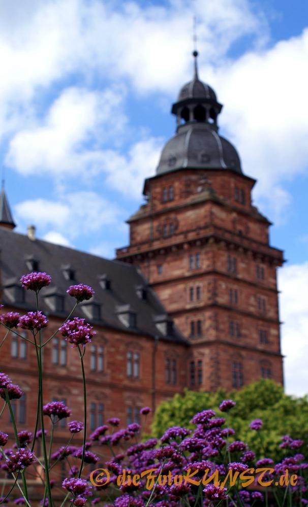 Blumen-Turm