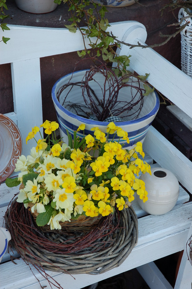 Blumenarrangement