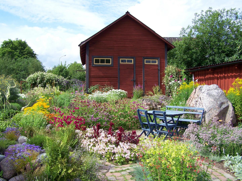 Blumengarten Bilder blumengarten in virserum in småland foto bild jahreszeiten sommer allgemein bilder auf