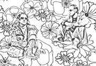 Blumenkinder