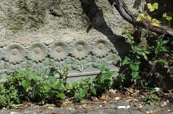 Blumenornament
