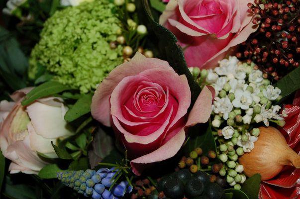 Blumenstrauß....