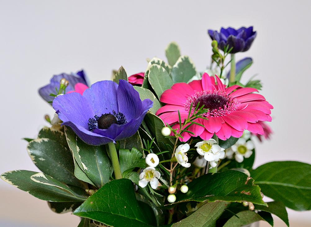 Blumenstrauß...
