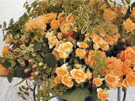 Blumenstrauß zum 50. meiner Mama ;)