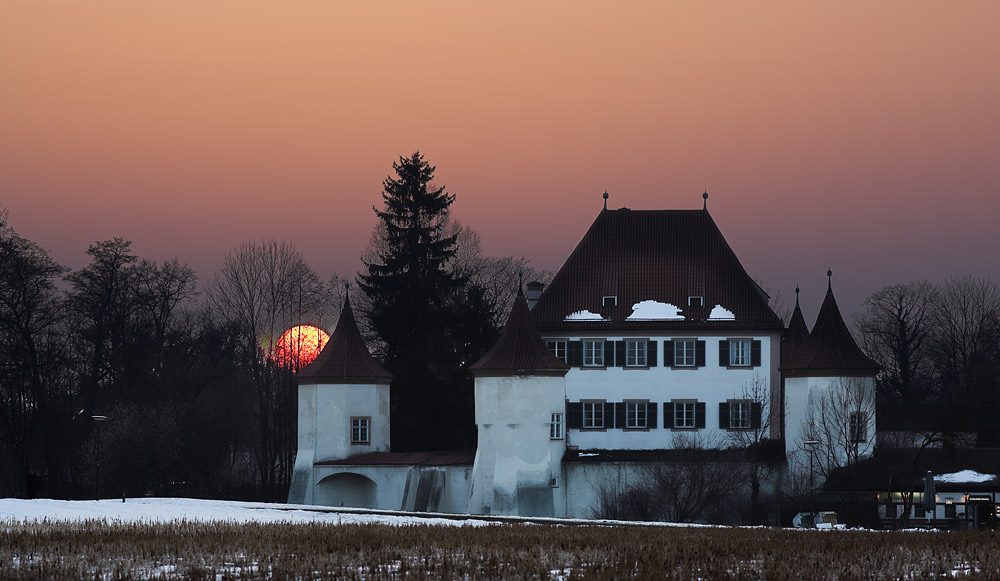 Blutenburg in Obermenzing II