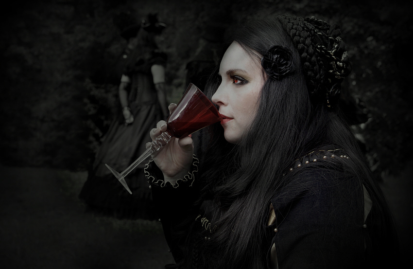Blutglas