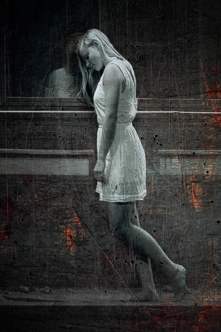 Blutige Erinnerungen hinterlassen Spuren