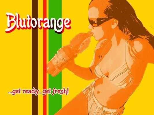 Blutorange ...get ready, get fresh!