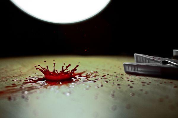 Blut(spende)?