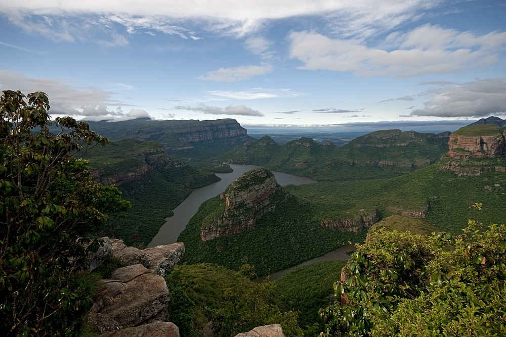 Blyd River Canyon