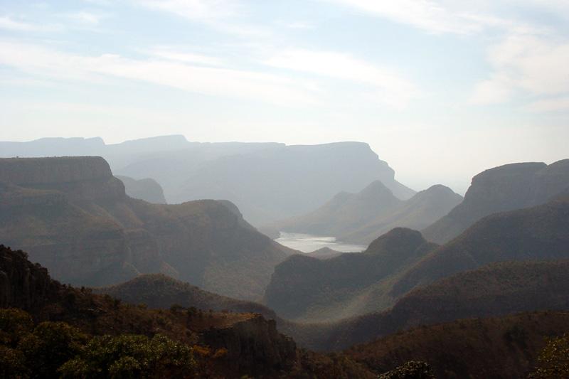 Blyde River Canyon (Südafrika/Mai 2003)