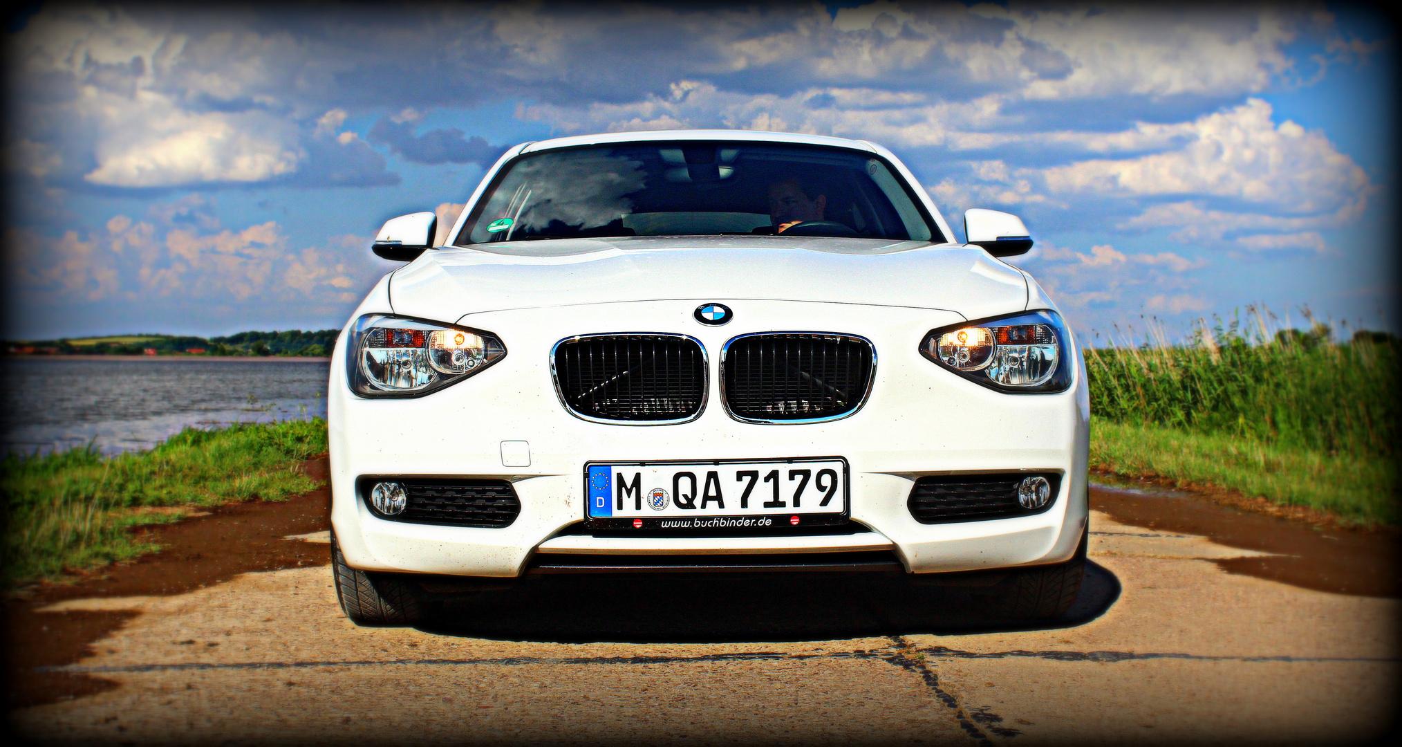 BMW 116i #1