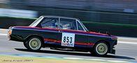BMW 2002 - Jim Clark Revival Hockenheim 2007 von pixxart