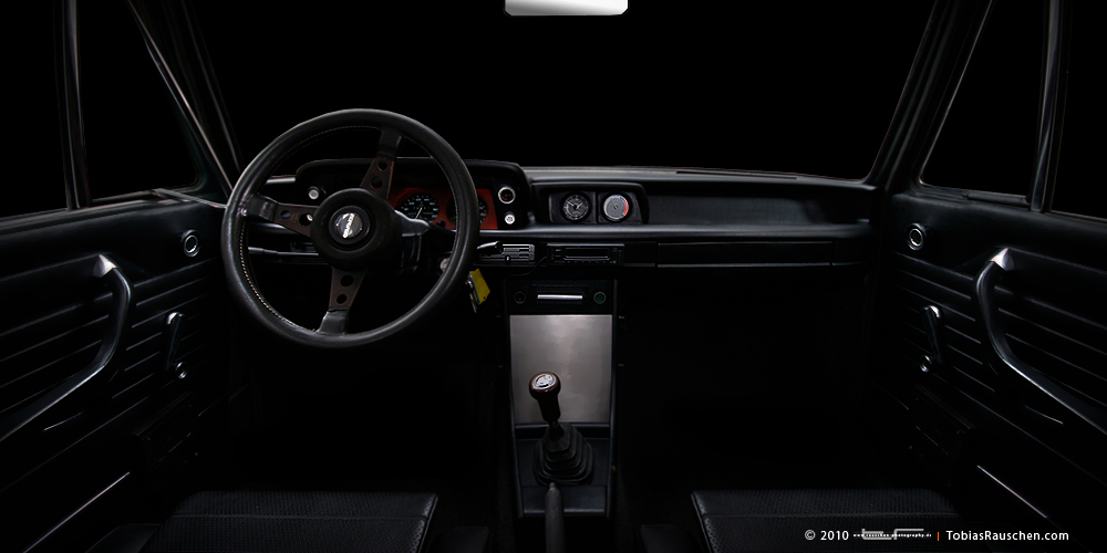 : : : BMW 2002 Turbo - Interieur I. : : :