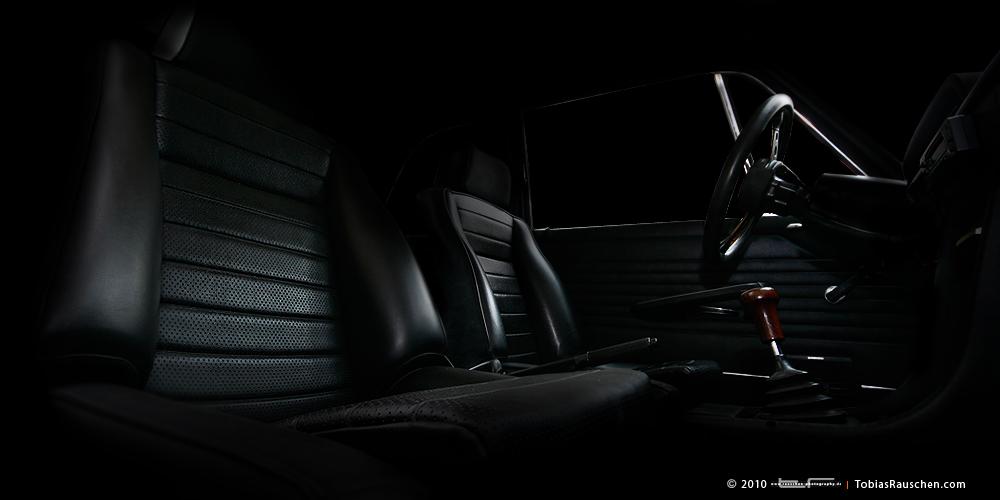 : : : BMW 2002 Turbo - Interieur II. : : :