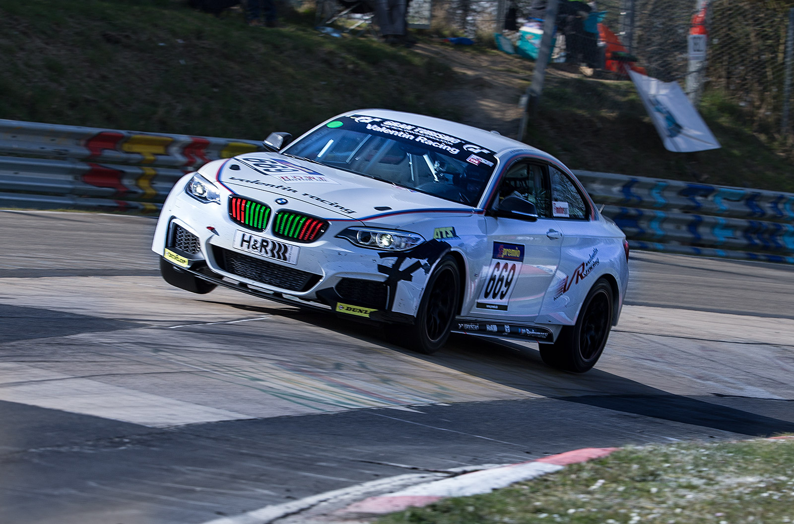 BMW 235i Cup