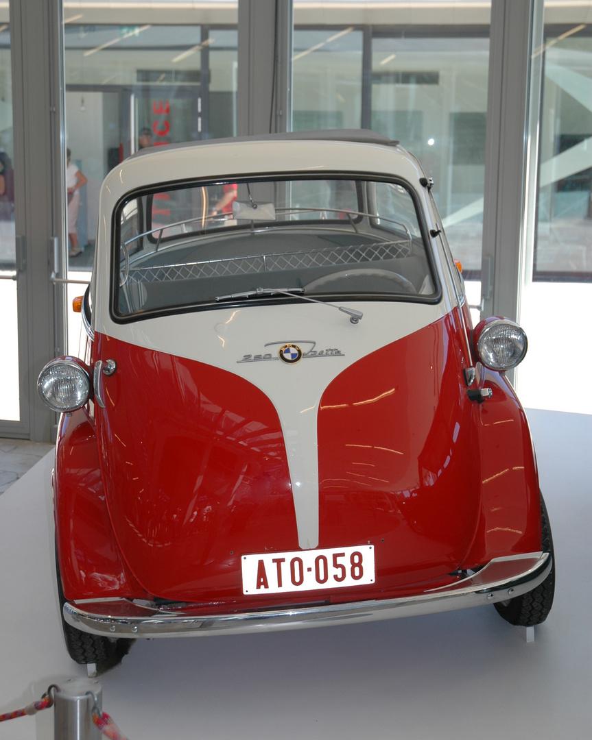 BMW 250 Jsetta