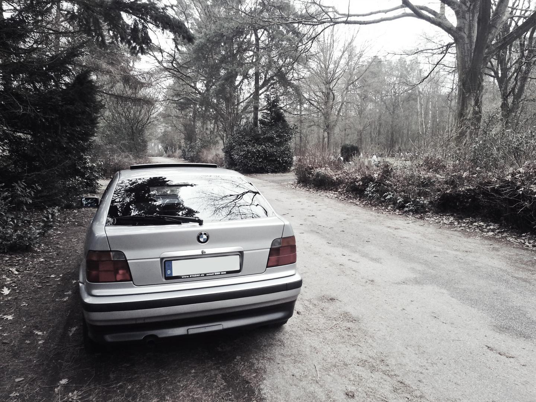 BMW 318ti Compact