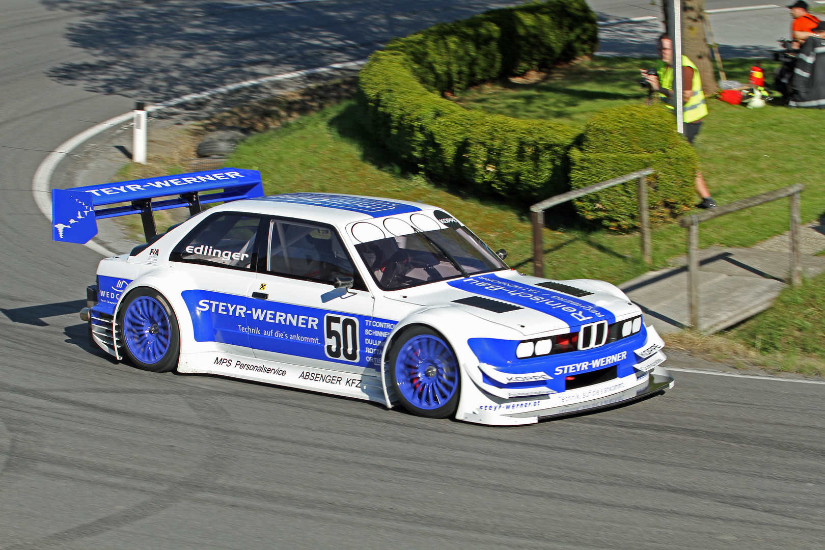 BMW 320 IRL evo