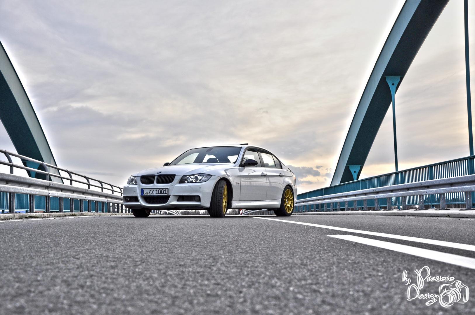 BMW 320si Brücke