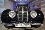 BMW 327 im BMW Museum in München (2)