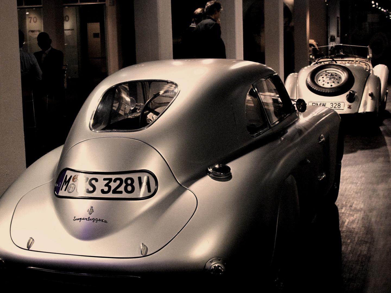 BMW 328 II 1940