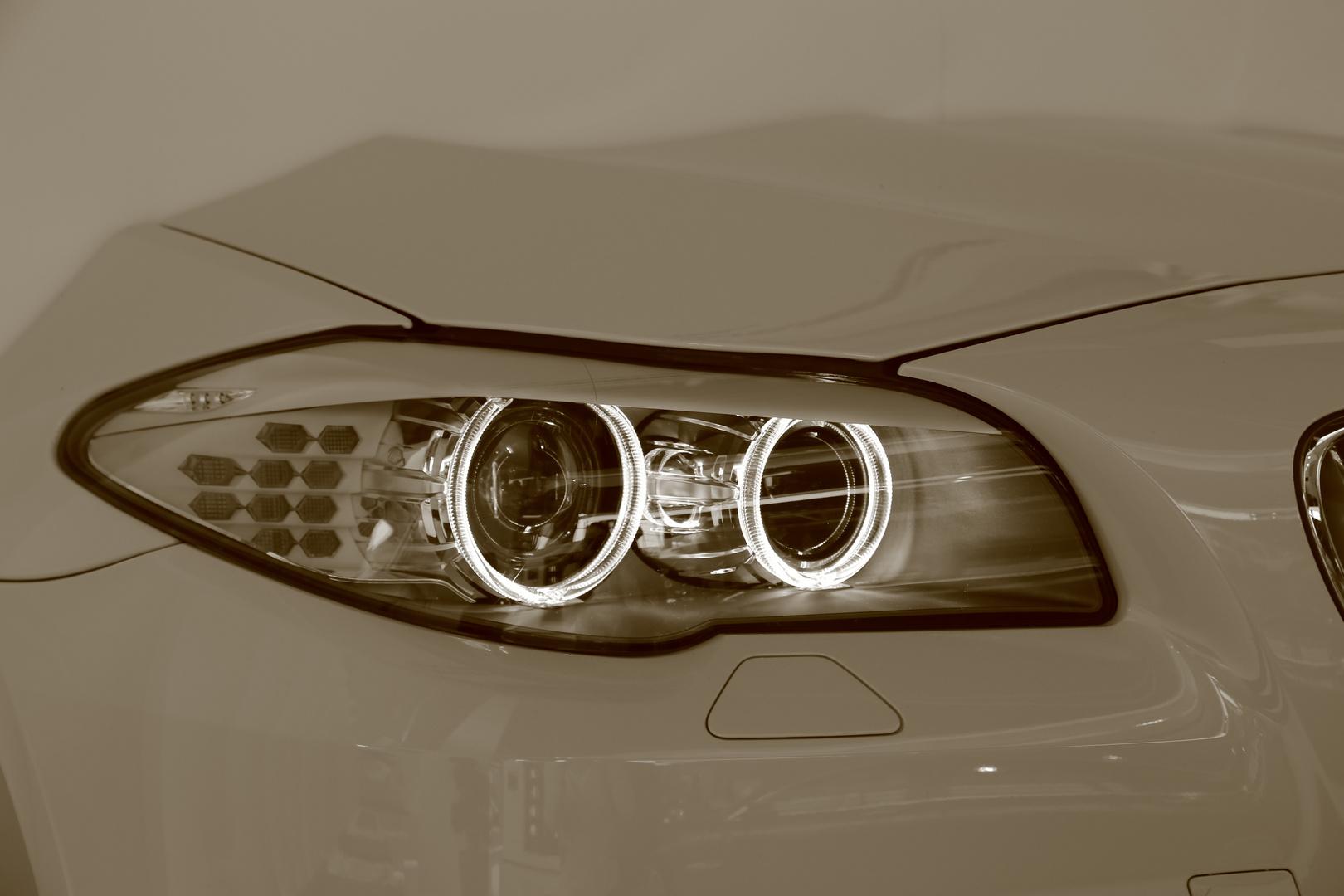 BMW 5er Lichtdesign