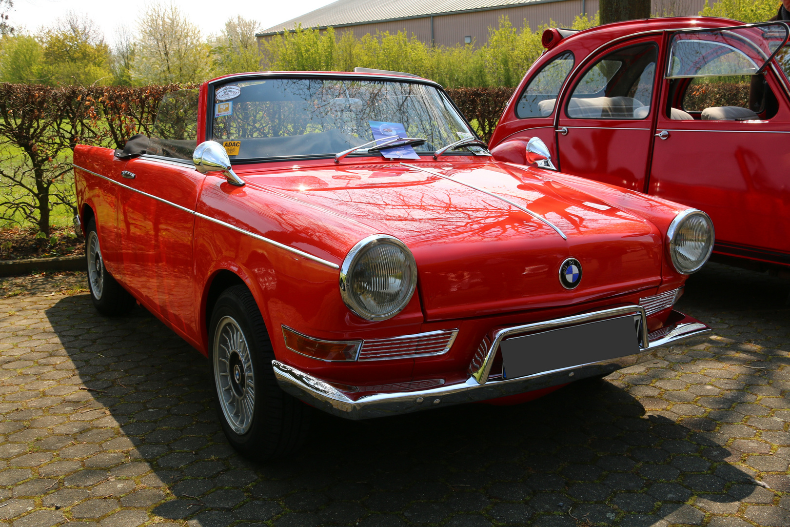 bmw 700 cabrio foto bild oldtimer bmw autos bilder. Black Bedroom Furniture Sets. Home Design Ideas