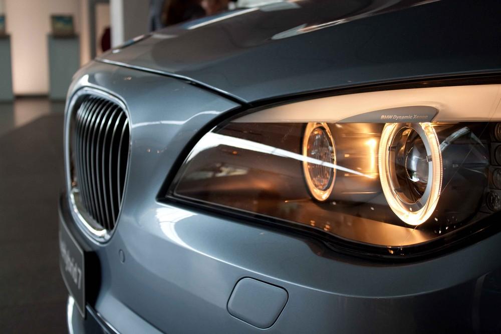 BMW 7er ActiveHybrid