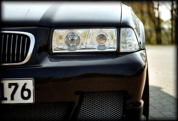 BMW - Clear eyes