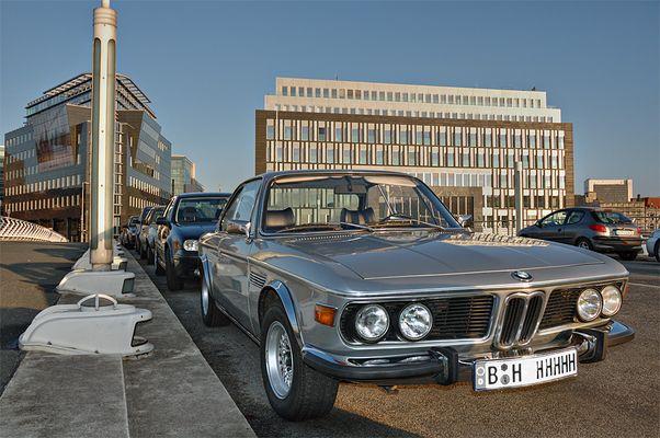 BMW CS in Berlin