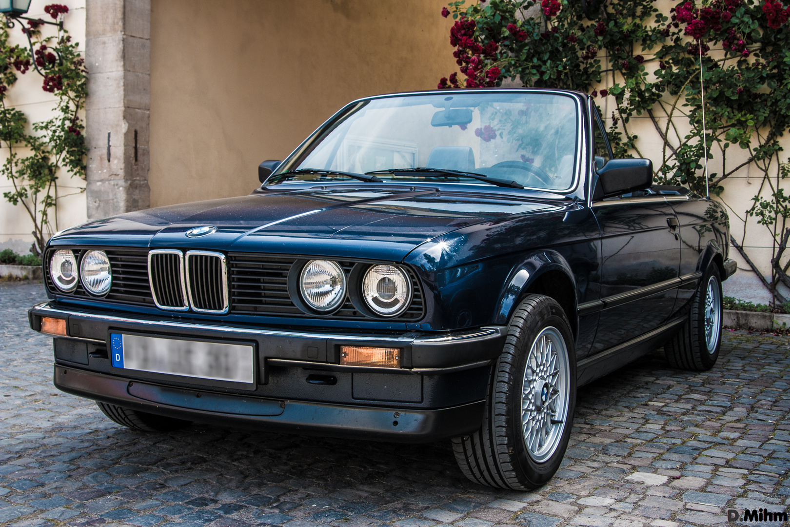 bmw e30 cabrio foto bild digital technik blau bmw. Black Bedroom Furniture Sets. Home Design Ideas