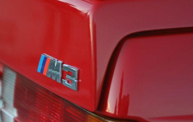 BMW e30 M3 ... das wirkliche Original