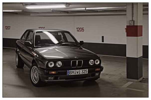 BMW E30 Tief...