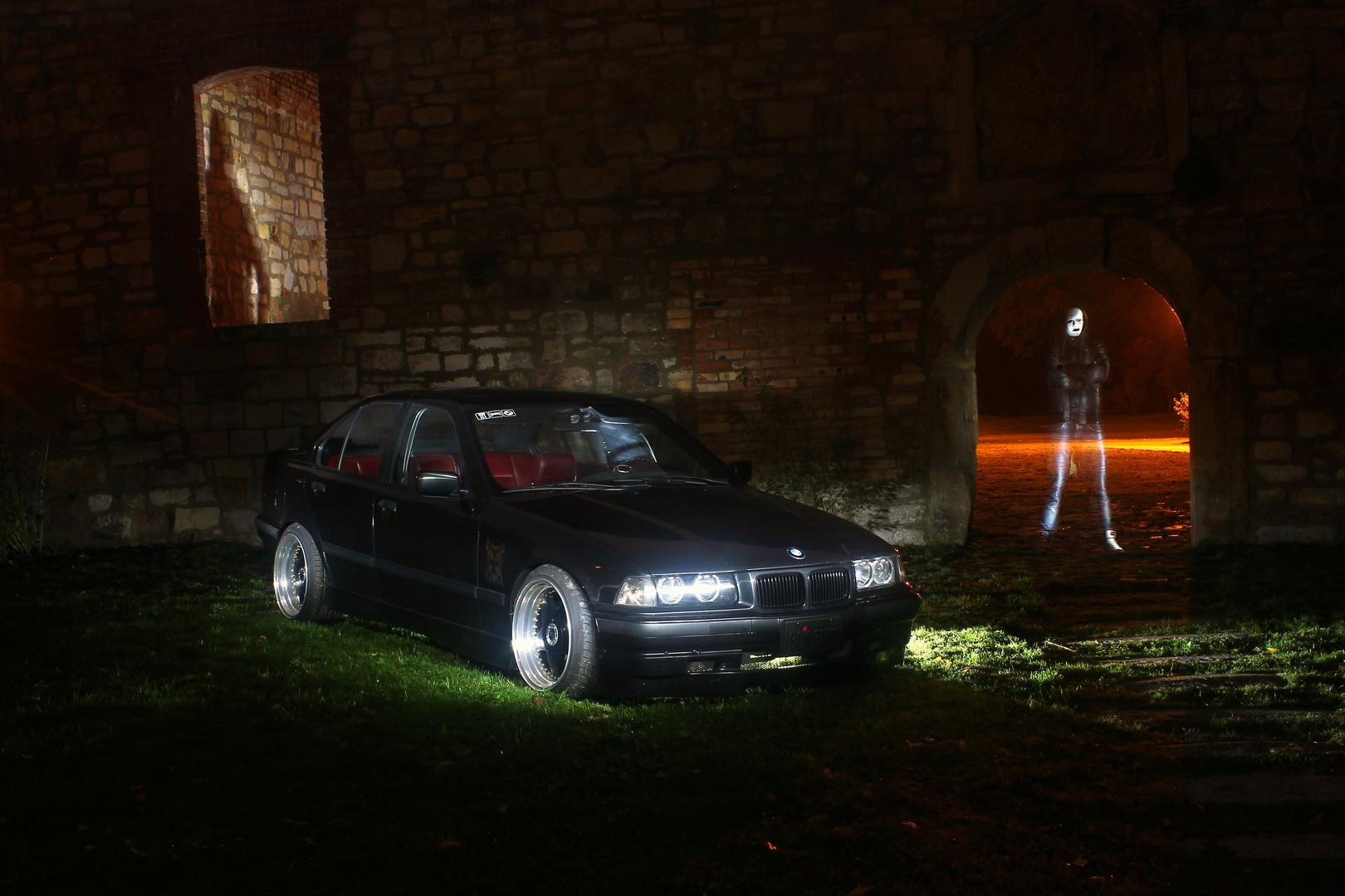 BMW E36 Ghost