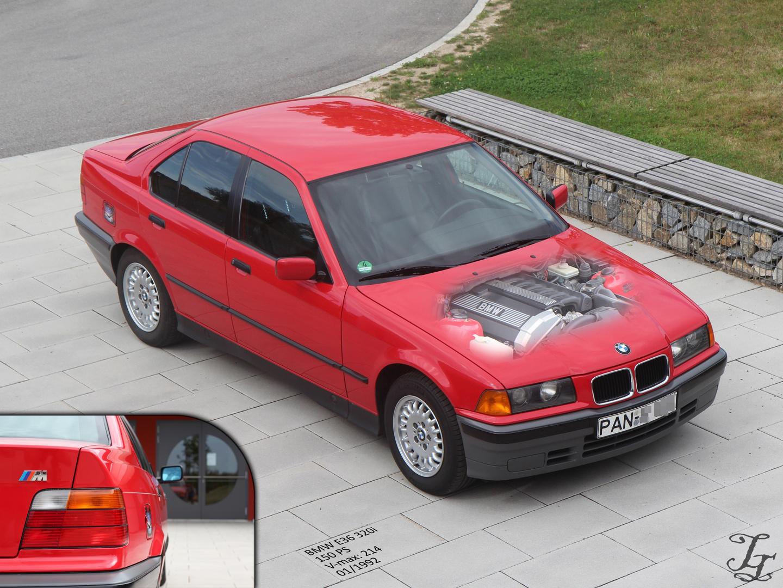 BMW E36 M Power