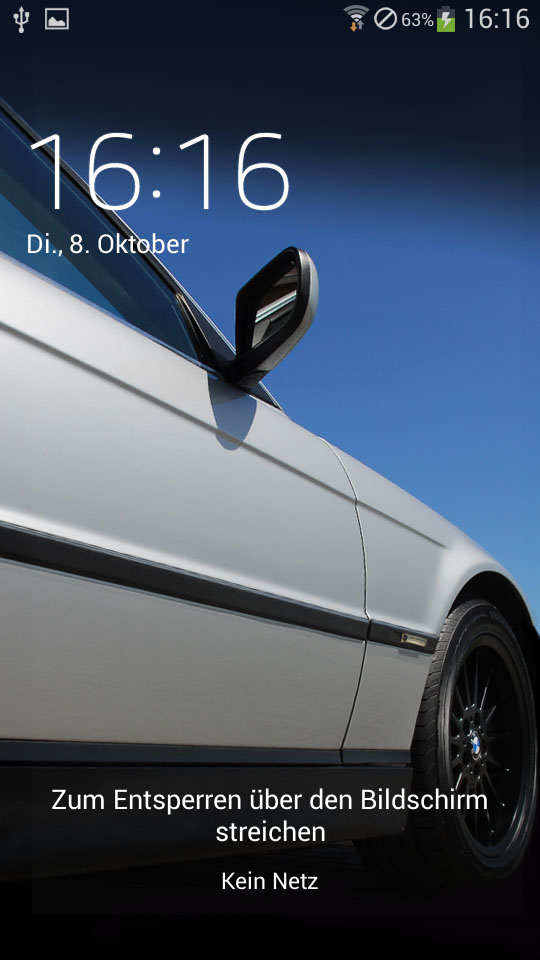BMW E38 BlueSky