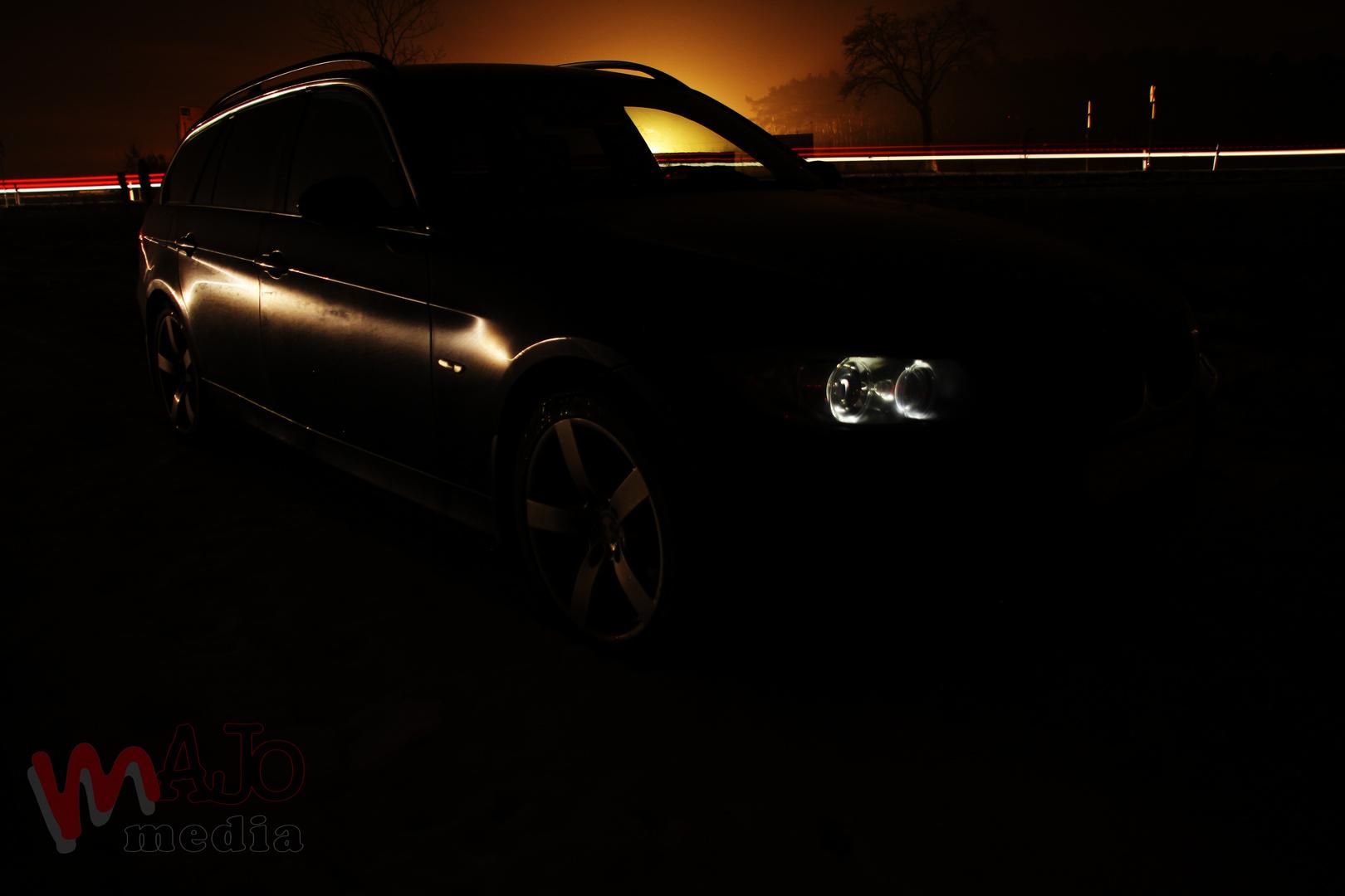 BMW E91 Langzeit