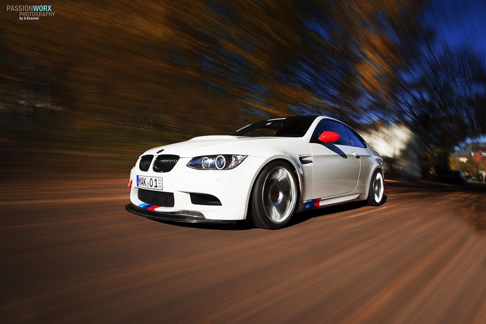 BMW E92 M3 Rigshot