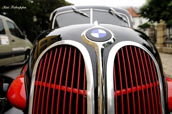 BMW - ein Fahrzeug des Schnauferl Clubs