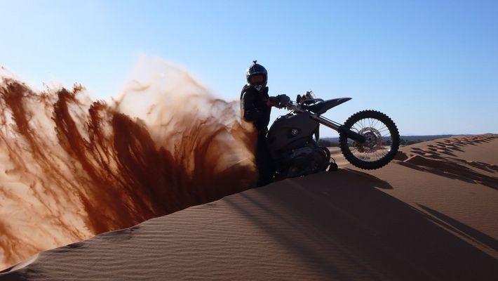 BMW HP 2, Marokko_2