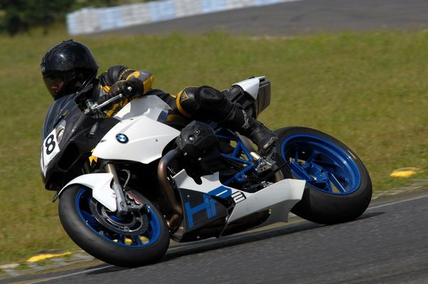 BMW HP2 Sport Pannonia Ring