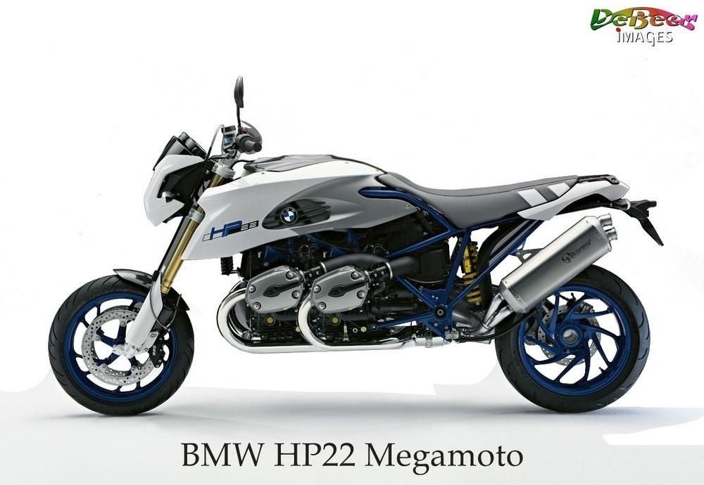 BMW HP22 Megamoto