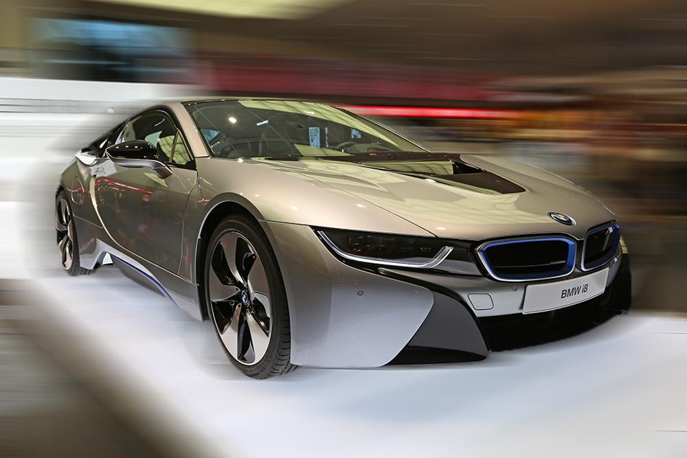 BMW i8 (c)