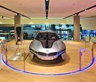 BMW I8 concept car