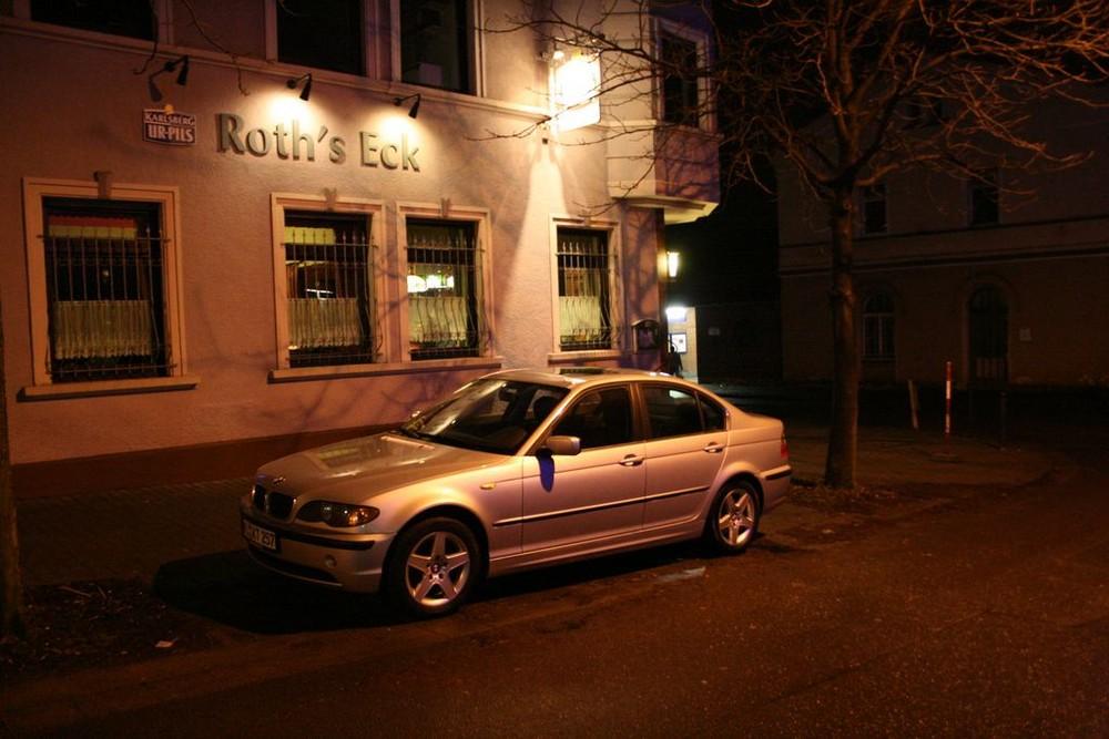BMW in Bous
