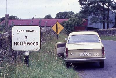 BMW in Hollywood 1962