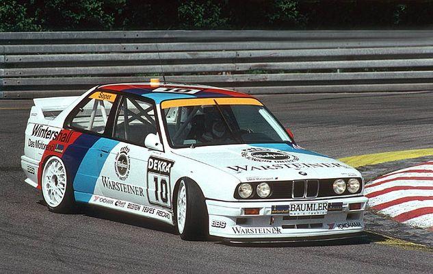 BMW M 3 Steve Soper